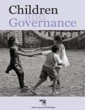 Children and Governance International Colloquium Report 2011