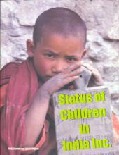 Status of Children in India Inc.