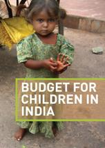 Budget for Children in India 2008-09 to 2013-14: A Summary