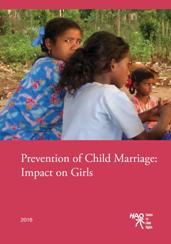 Prevention of Child Marriage: Impact on Girls 2016