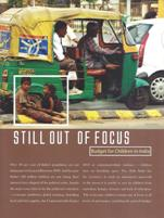 Still Out of Focus Budget for Children in India