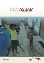 Budget for Children in Assam 2012-13 to 2016-17
