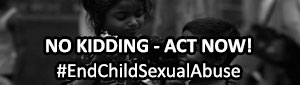 #EndChildSexualAbuse by HAQ: Centre for Child Rights